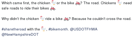 #BikeMonth 2018 #TheEnd